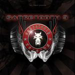 SABRETOOTH/DYNAMIC INTERVENTION/ACID TED/BEN FRASER/BARTEK - Sabretooth 3 (Front Cover)