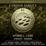 WYNDELL LONG - Chicago (remixes) (Front Cover)