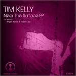 KELLY, Tim - Near The Surface EP (Front Cover)