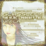 SLAG, The/PERFECT CELL/VEELA - Glass Tone EP (Front Cover)
