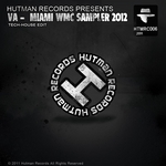 VARIOUS - Miami Wmc Sampler 2012 (Front Cover)