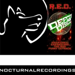 RED - Defcon Disco EP (Front Cover)