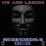 BENZ, Trevor - We Are Legion (Front Cover)