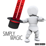 VOORN, Jesse/PINK FLUID - Simply Magic (Front Cover)