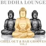VARIOUS - Buddha Lounge Chill Out & Bar Grooves Vol 3 (The Ultimate Master Collection) (Front Cover)