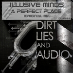 ILLUSIVE MINDS - A Perfect Place (Front Cover)
