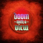 ALERT - Doom With A View (Front Cover)