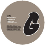 MR G - Reflection EP (Front Cover)