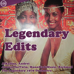 VARIOUS - Legendary Edits (Front Cover)