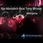MANDITCH, Ilija feat TONY BROWN - Marijana (Front Cover)