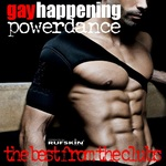 VARIOUS - Gay Happening Power Dance (Front Cover)