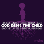 GROOVE JUNKIES - God Bless The Child Presents Chellena Black (Front Cover)