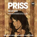 PRISS - On My Way (Front Cover)