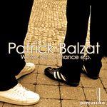 BALZAT, Patrick - We've Got A Chance EP (Front Cover)