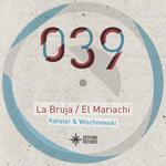 KANZLER/WISCHNEWSKI - La Bruja (Front Cover)
