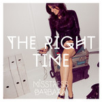MISSTRESS BARBARA - The Right Time (Front Cover)