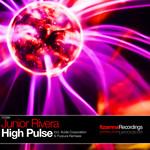 JUNIOR RIVERA - High Pulse (Front Cover)