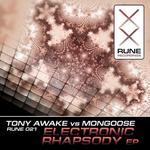 MONGOOSE/TONY AWAKE - Electronic Rhapsody EP (Front Cover)