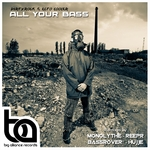 DIRTYROCK/ECTO COOLER - All Your Bass (The Remixes) (Front Cover)