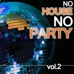VARIOUS - No House No Party Vol 2 (Front Cover)