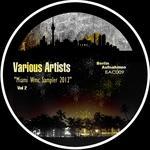 VARIOUS - Miami Wmc Sampler 2012 Vol 2 (Front Cover)