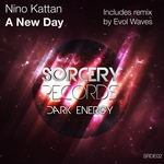 KATTAN, Nino - A New Day EP (Front Cover)