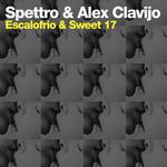 SPETTRO/ALEX CLAVIJO - Escalofrio & Sweet 17 (Front Cover)