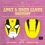 HOME ALONE & AP3X - Connect EP (Back Cover)