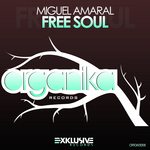 AMARAL, Miguel - Free Soul (Front Cover)