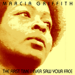 GRIFFITH, Marcia - First Time I Ever Saw Your Face (Front Cover)