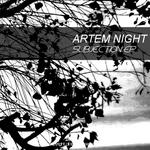 ARTEM NIGHT - Subjection (Front Cover)
