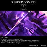 MALLEUS - Extreme Precision EP (Front Cover)