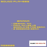 SOUND PLAYERS - Baiana (Front Cover)