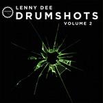 DEE, Lenny - Drumshots Vol 2 (Sample Pack WAV) (Front Cover)