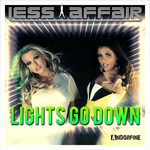 LESS AFFAIR - Lights Go Down (Front Cover)