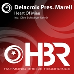 DELACROIX presents MARELL - Heart Of Mine (Front Cover)
