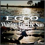 ECCO - Waiting For The Sun EP (Front Cover)