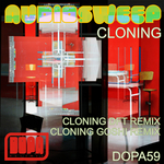 AUDIOSWEEP - Cloning (Front Cover)