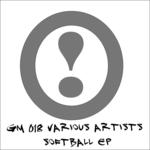 VARIOUS - Softball EP (Back Cover)