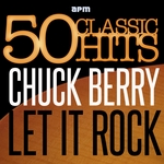BARRY, Chuck - Let It Rock (50 Classic Hits) (Front Cover)