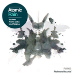 PRETZ, Edu/ANDRES GATICA - Atomic Rain (Front Cover)