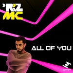 RIZ MC feat ARUBA RED - All Of You EP (Front Cover)