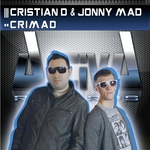 CRISTIAN D/JONNY MAD - Crimad (Front Cover)