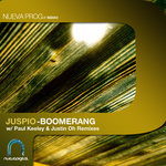 JUSPIO - Boomerang (Front Cover)