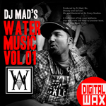 DJ MAD feat SHOODY & BO - Water Music Vol 01 (Front Cover)