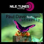 DAVE, Paul feat SETSI - Butterfly (Front Cover)