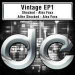FOXX, Alex - Vintage EP 1 (Front Cover)