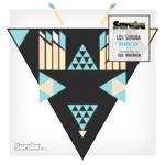 LOS SURUBA feat LOUISAHHH - Mantis EP (Front Cover)