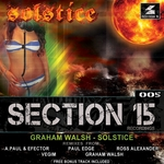 WALSH, Graham - Solstice (includes free bonus track) (Front Cover)