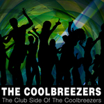 COOLBREEZERS, The - The Club Side Of The Coolbreezers (Front Cover)